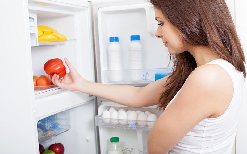 Como limpar sua geladeira da forma certa